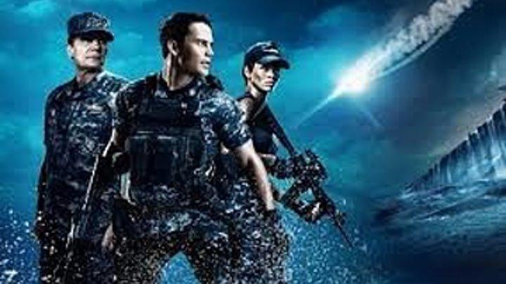Морской бой 2012 . фантастика боевик