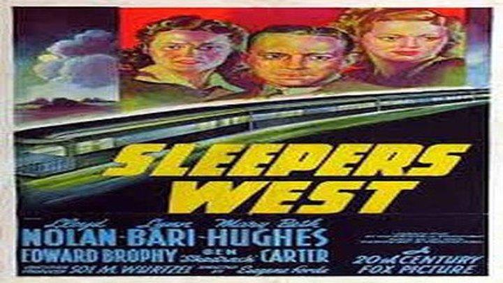 zEl expreso del Oeste (1941) VOSE