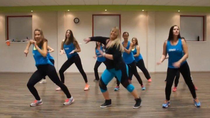Хотели научиться танцевать? Запоминаем простые движения Зумбы