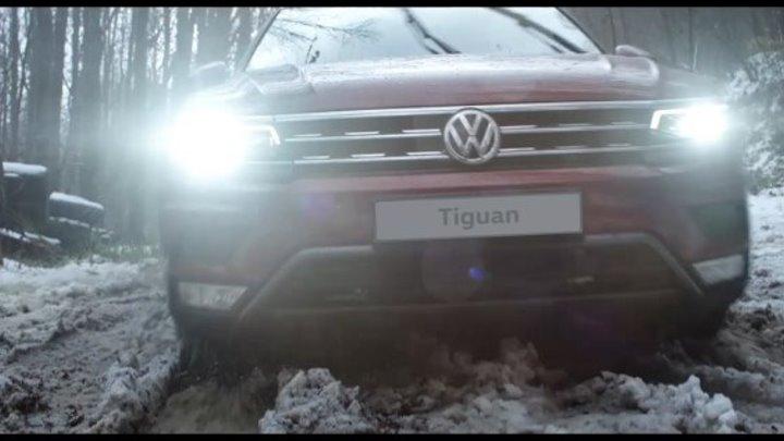 Volkswagen Tiguan. Омыватель камеры заднего вида