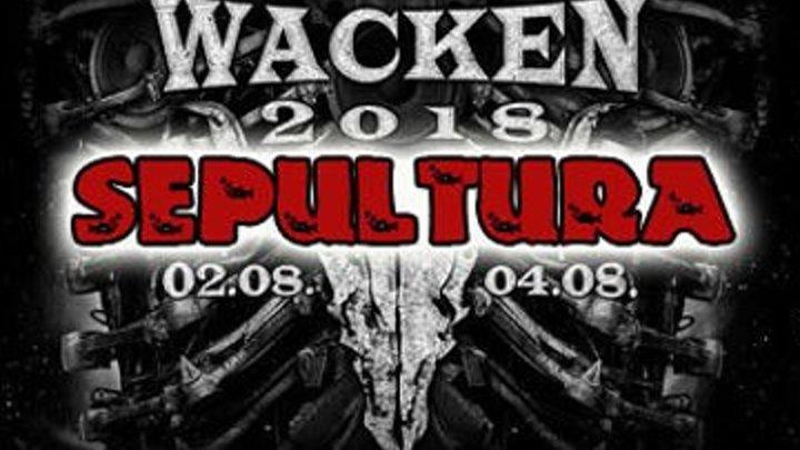 SEPULTURA - LIVE AT WACKEN OPEN AIR. 2018 -https://ok.ru/rockoboz (8575)