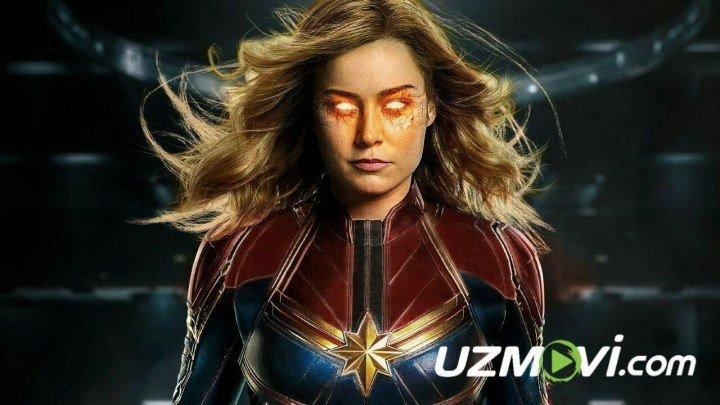 Kapitan Marvel (Premyera O'zbek tilida HD 2019) www.uzmovi.com