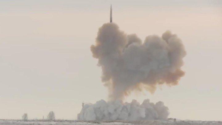 Новые испытания гиперзвукового комплекса «Авангард» | 30 декабря | Вечер | СОБЫТИЯ ДНЯ | ФАН-ТВ