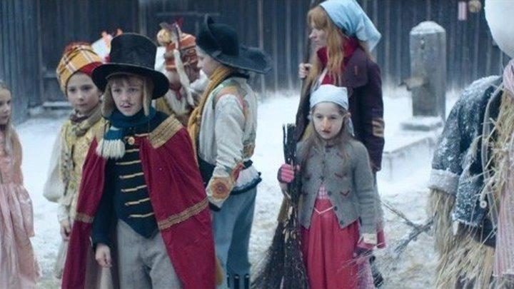 Маленькая ведьма / Die kleine Hexe (2018) фэнтези, приключения, комедия, семейный