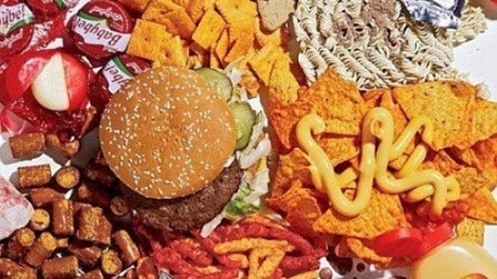 Яд, который мы едим (список опасных продуктов)