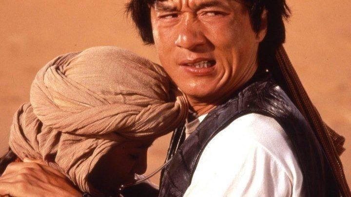 Джеки Чан в боевике Доспехи Бога 2.Операция Кондор.