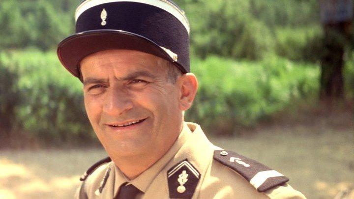 «Жандарм из Сен-Тропе» / Le Gendarme de St. Tropez (1964) HD