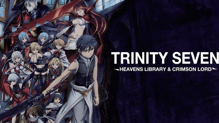 Trinity Seven - Tenkuu Toshokan a Shinku no Maou [720p][Liluh]