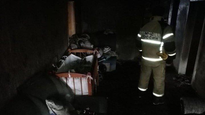 Семь человек погибли при пожаре в Орске   1 января   День   СОБЫТИЯ ДНЯ   ФАН-ТВ