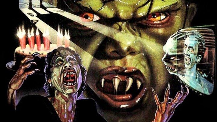 Демоны 2 (1986) (BDRip-720p) AVO (Андрей Гаврилов-поздний) ужасы Дэвид Эдвин Найт, Нэнси Брилли, Коралина Катальди-Тассони, Бобби Родс, Азия Ардженто, Вирджиния Брайант