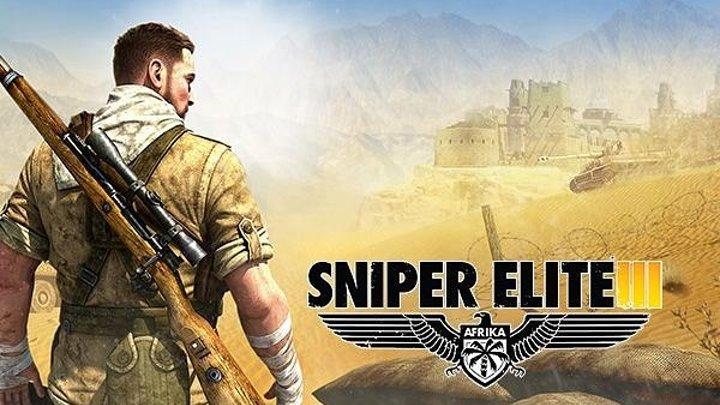 Sniper Elite 3 | серия 5 | Оазис Сива