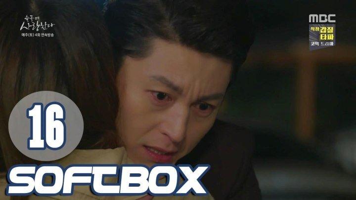[Озвучка SOFTBOX] Любовь в печали 16 серия