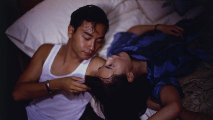 Days of Being Wild 1990 [Wong Kar-wai]