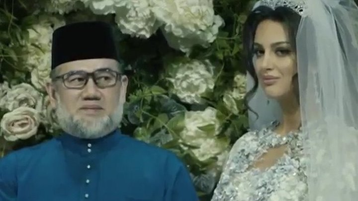 Король Малайзии, муж «Мисс Москвы», отрекся от престола | 6 января | Вечер | СОБЫТИЯ ДНЯ | ФАН-ТВ