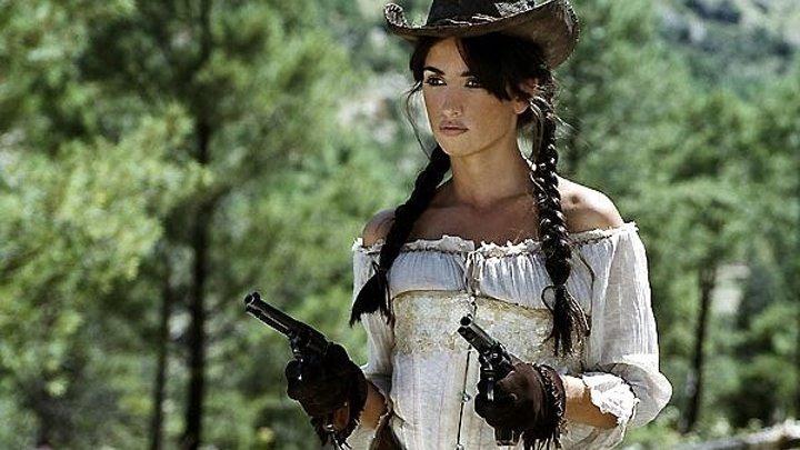 Бандитки Bandidas . боевик, комедия, Вестерн