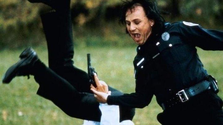 Полицейская академия 3. Переподготовка HD(комедия)1986