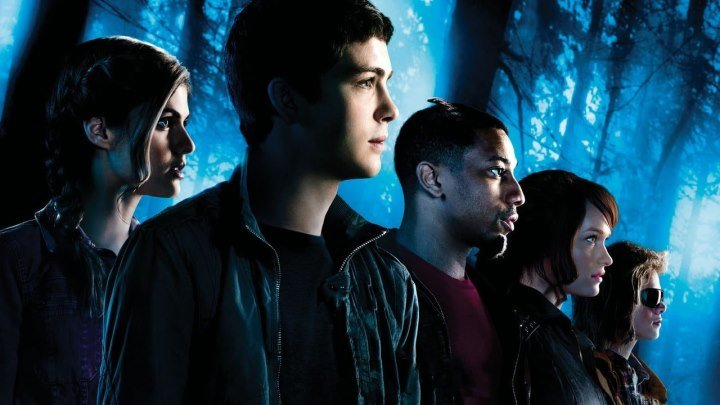 Percy Jackson Sea of Monsters.(2013)