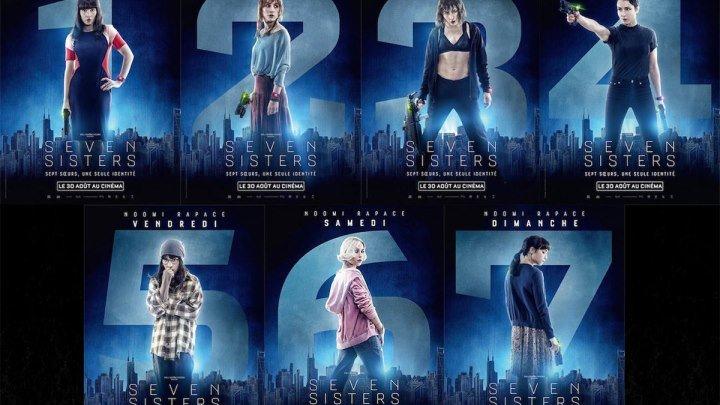 Тайна 7 сестёр (2017) фантастика, боевик, триллер, драма, криминал, детектив, приключения