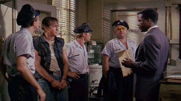 Полуночная жара / In the Heat of the Night (1967) Триллер, детектив, драма, криминал, экранизация