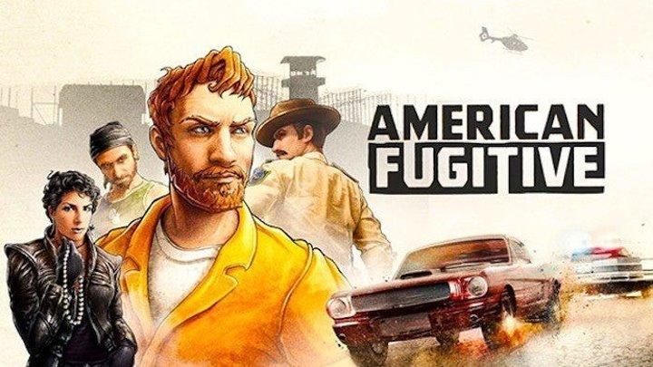 American Fugitive | серия 16 | Ограбление | Восемь билбордов в Рэдроке | Гонка Побег Скоростной трек
