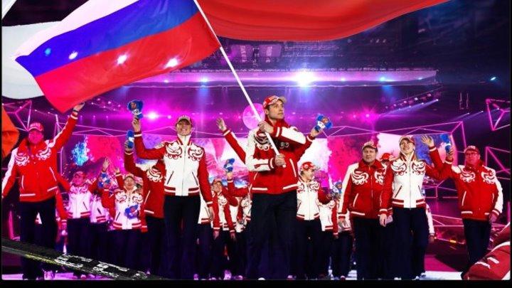 Россия в мировом спорте