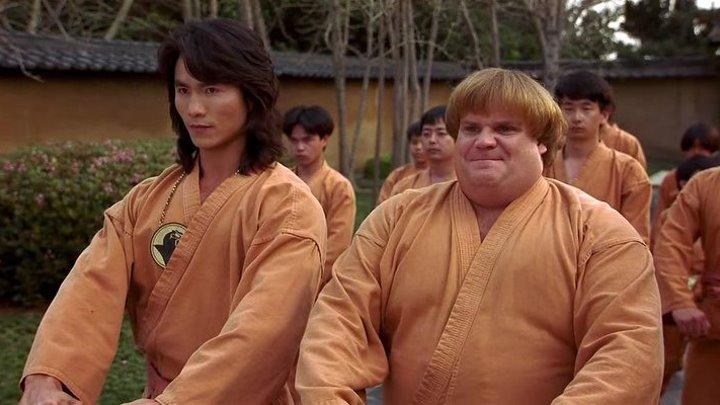Huндзя uз бeвepлu xuлз (1997) боевик, комедия