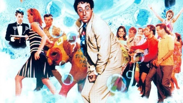 Вечеринка / The Party (США 1968 HD) Комедия _ Питер Селлерс, Клодин Лонже ТОП