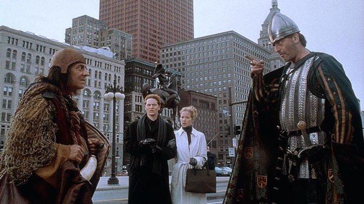 Пришельцы в Америке (2001) фантастика, фэнтези, комедия