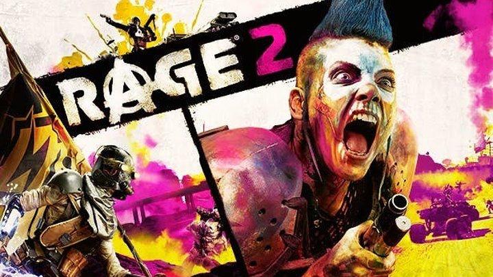 Rage 2 | серия 7 | Храм Авы | Панорамища | Газкатрас | Наблюдательная точка