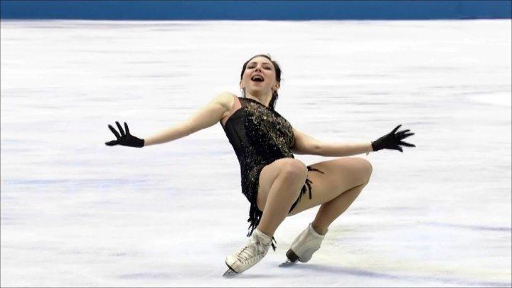 Елизавета Туктамышева ( уроженка г. Глазов ) выиграла произвольную программу в рамках командного чемпионата мира по фигурному катанию 2019