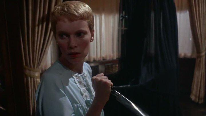 Ребенок Розмари (1968) ужасы, драма, детектив, трилле