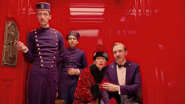Отель «Гранд Будапешт» (2014) комедия, детектив, приключения, криминал