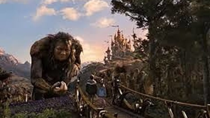 Мост в Терабитию (2007). фэнтази приключения