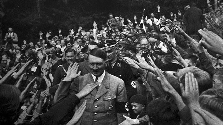 Улика из прошлого. Тайное оружие Гитлера. Копье Судьбы (2018) DOK-FILM.NET