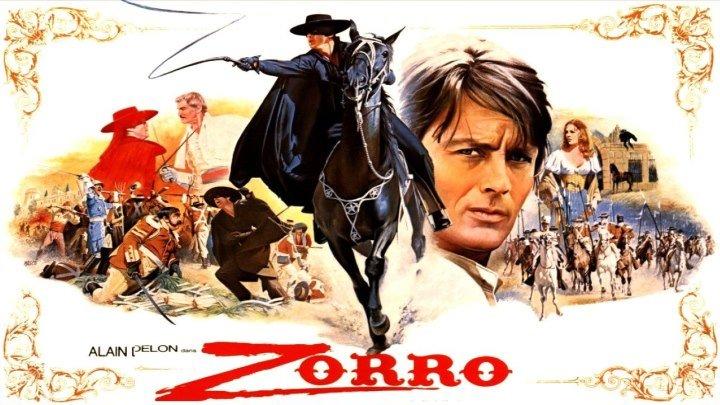 «Зорро» / 1975 / FHD