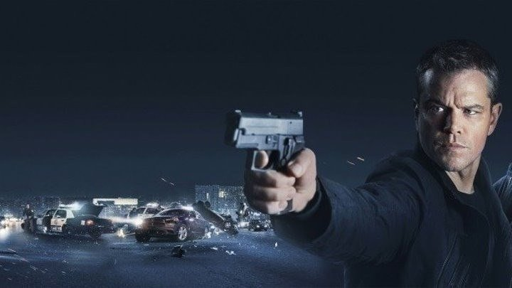 Джейсон Борн (2016) Jason Bourne. Триллер, боевик.