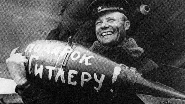 Секретная папка. 1941. Первый гром над Берлином. 2018. DOK-FILM.NET