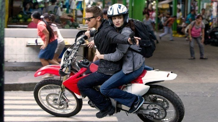 Эволюция Борна / The Bourne Legacy. боевик, триллер, приключения