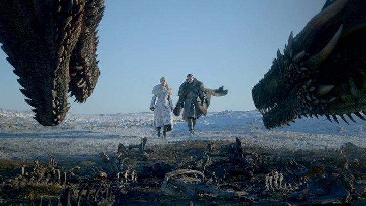 Игра Престолов: альтернативный трейлер нового сезона