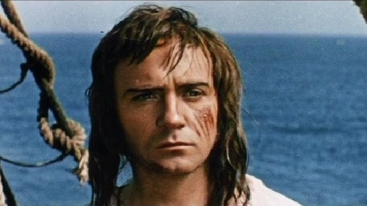 Жизнь и удивительные приключения Робинзона Крузо 1972_приключения