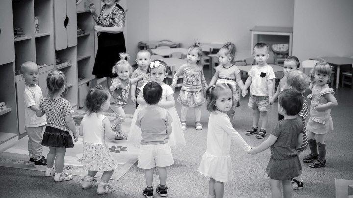 Фотосет в детском саду Изумрудный город