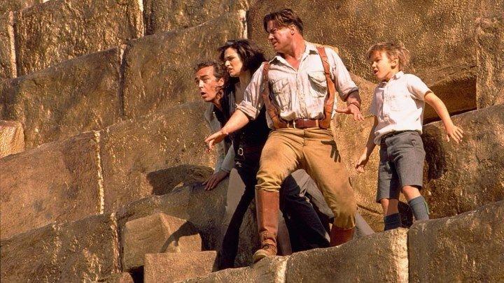 мумия 2 фэнтези, боевик, триллер, приключения 2001