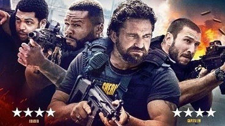 OХOTA HА BOPOB (2018) боевик, триллер, драма, криминал, детектив