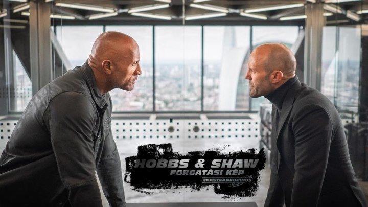 Форсаж: Хоббс и Шоу - Трейлер (2019)