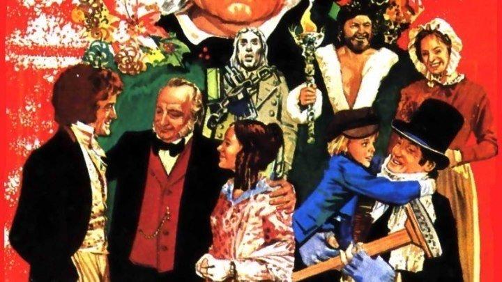 Рождественская история. 1984. Драма, комедия, семейный