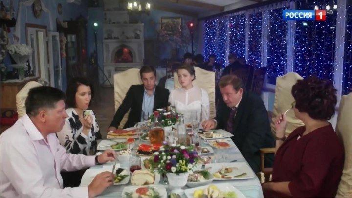 """Премьера на канале Россия 1! Сериал """"Капитанша"""" 1 сезон, серии 4 - 6"""