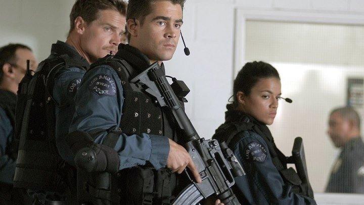 S.W.A.T_ Спецназ города ангелов (2003) . боевик, триллер, приключения