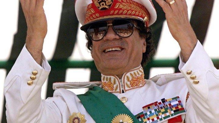 За что же убили Каддафи ?