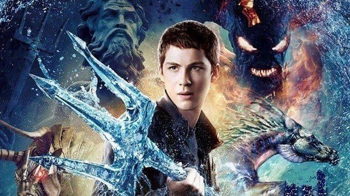 Перси Джексон и Море чудовищ (2013). Фэнтези, Приключения, Семейный.