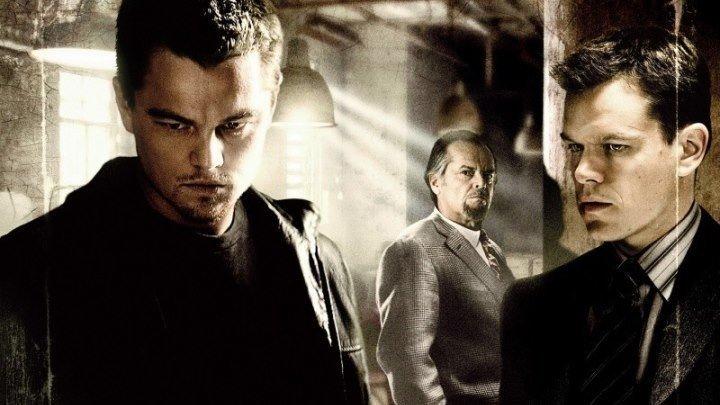 Отступники The Departed (2006). триллер, драма